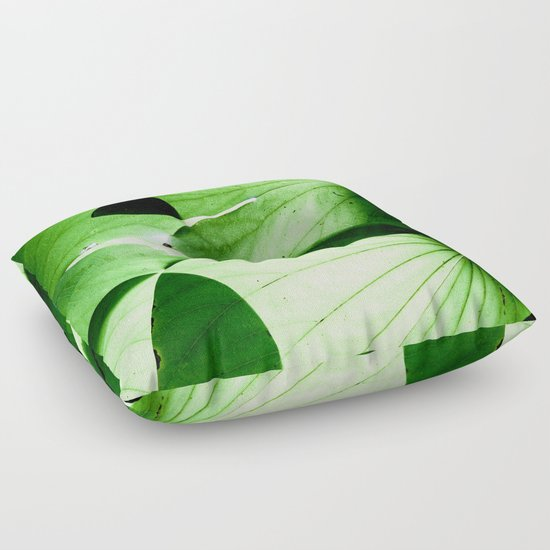 Green Floor Pillows : Shades of Green Floor Pillow by Izzettphotography Society6