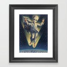 Heaven's Gate Cult Framed Art Print