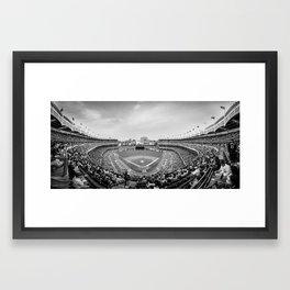 New York Yankees Framed Art Print