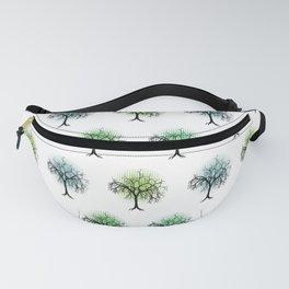 Tree pattern Fanny Pack