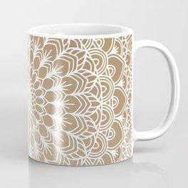 Gold Mandala 19 Coffee Mug