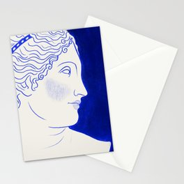 Star Maiden Stationery Cards