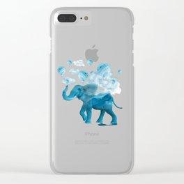 Ballon Maker Clear iPhone Case