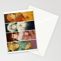 Sandman Quartet Stationery Cards