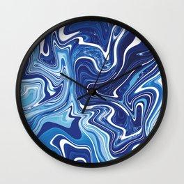 Maldivian Magic Wall Clock