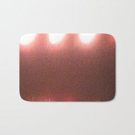 Abstracte Light Art in the Dark 20 Bath Mat