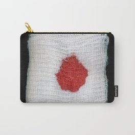 Bloodstained Gauze Carry-All Pouch