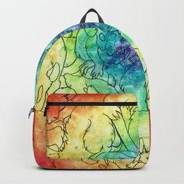 Peace Love & Chubs Backpack