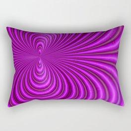 Lilac plastification Rectangular Pillow