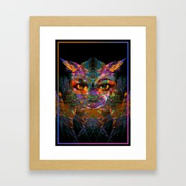 THE VISION Framed Art Print