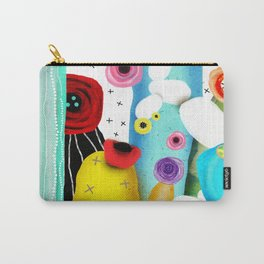 Cactus Mexico Carry-All Pouch