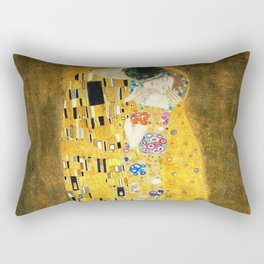 Gustav Klimt The Kiss Rectangular Pillow