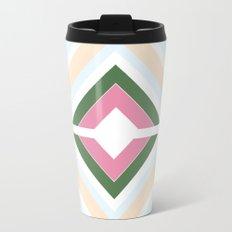 Mod stripes in Sorbet Travel Mug