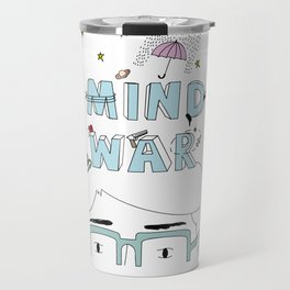 Mind War Travel Mug