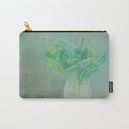 Bok Choy Still Life Carry-All Pouch