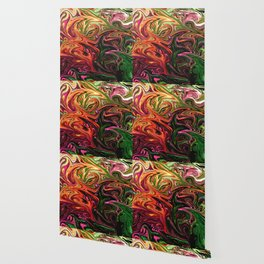 Zinnia Wallpaper