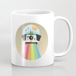 Capture the moment. Coffee Mug