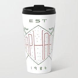 Raphael TMNT Travel Mug