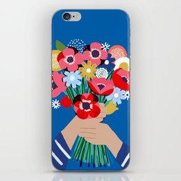 Darling Posy iPhone Skin