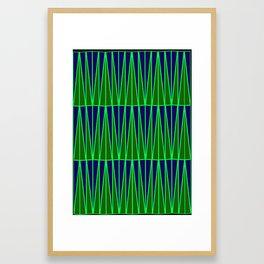Linee Framed Art Print