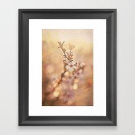 Dream of Spring Framed Art Print
