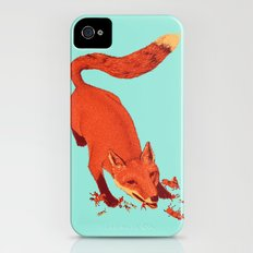 Fox Hunting  iPhone (4, 4s) Slim Case