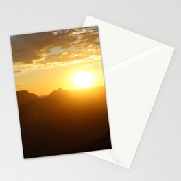 Canyon Dawn Stationery Cards