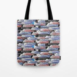 Locomotives - Lokomotion - by Railcolor Tote Bag