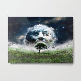 Gods Tree Metal Print