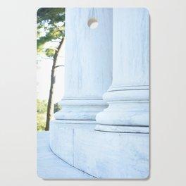 Jefferson Columns Cutting Board