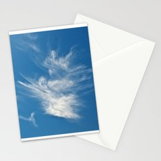 Dancing Sky Stationery Cards
