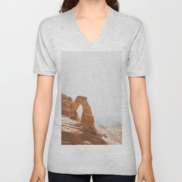 Delicate Arch Unisex V-Neck