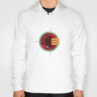transistor Hoodies featuring A Transistor by PAUSE