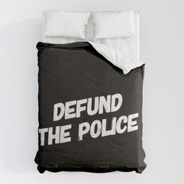 Defund the Police Comforters