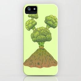 Healthy Eruption iPhone Case