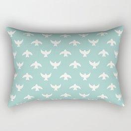 birds (5) Rectangular Pillow