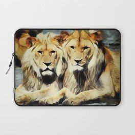 lion's harmoni Laptop Sleeve