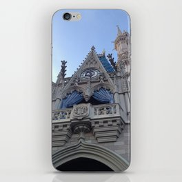 Cinderella Castle iPhone Skin