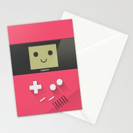 GAMETOY - Pink         Game Boy, toy, Gameboy Stationery Cards