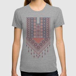 Vector tatreez T-shirt