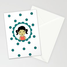 Pigtails Stationery Cards