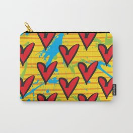 Joy by Kathy Morton Stanion Carry-All Pouch