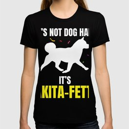 Akita Dog Owner Love Gift T-Shirt T-shirt