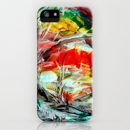 Fairytale LandsCape iPhone Case