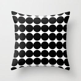Round_Round Throw Pillow