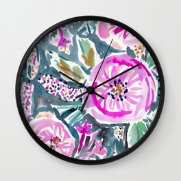 Gardens of Piedmont Wall Clock