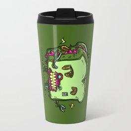 Zombie Sandwich Bot Travel Mug