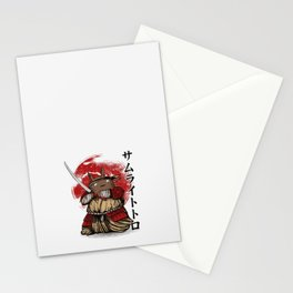Totosamurai Stationery Cards