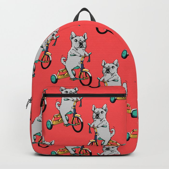 Frenchie Ride Backpack