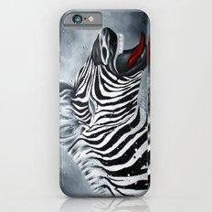 Cheeky Zebra iPhone 6s Slim Case